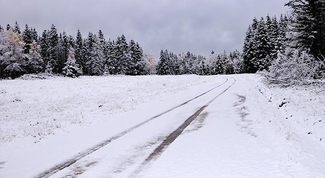 Jak zimą jeździć taniej i bezpieczniej